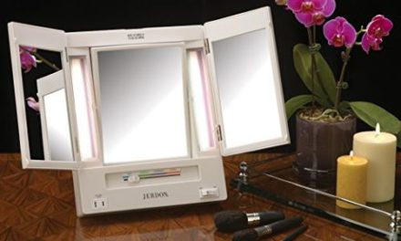 Best Lighted Makeup Mirror Reviews: Buyers Guide