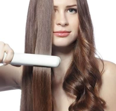 How to Curl Your Hair with a Flat Iron for Beginners