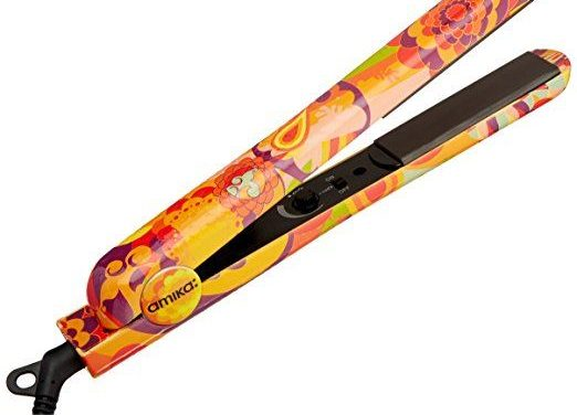 Amika Ceramic Flat Iron Review – 1.25″