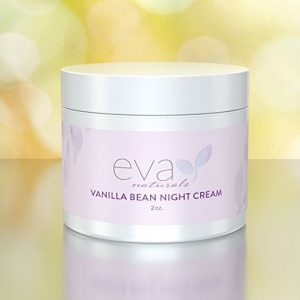 eva naturals vanilla bean night cream